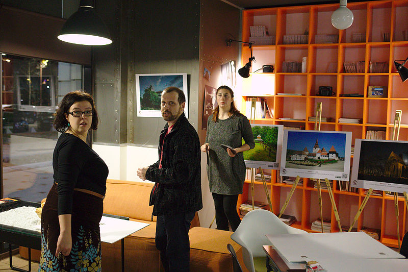 File:Wiki Loves Monuments 2015 exhibition in Bucharest 02.jpg