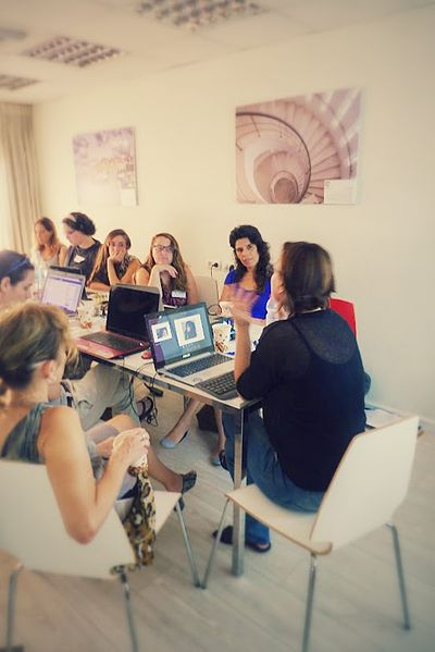 Wiki Women Editors Project - Opening Meeting (22).jpg