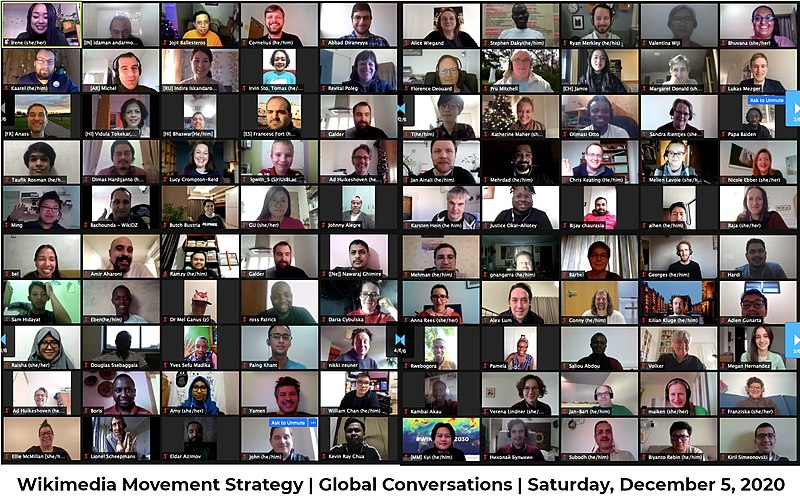 File:Wikimedia Movement Strategy Global Conversations Group Photo 05-12-2020.jpg