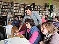 Wikiworkshop in Vovchansk 2018-11-03 by Kharkivian 04.jpg