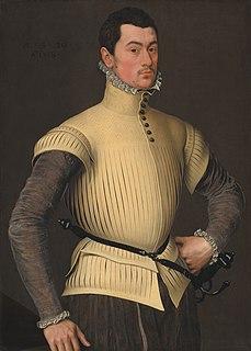 Willem IV van den Bergh Dutch politician (1537-1586)