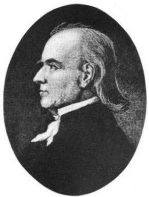 William Lenoir (general) - Image: William lenoir by oertel