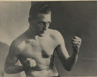 William Alexander Smith (boxer) South African boxer
