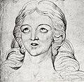 William Blake, Visionary Head of Corinna The Theban Detail1-sm.jpg