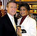 William Cohen and Janet Langhart 2006.jpg