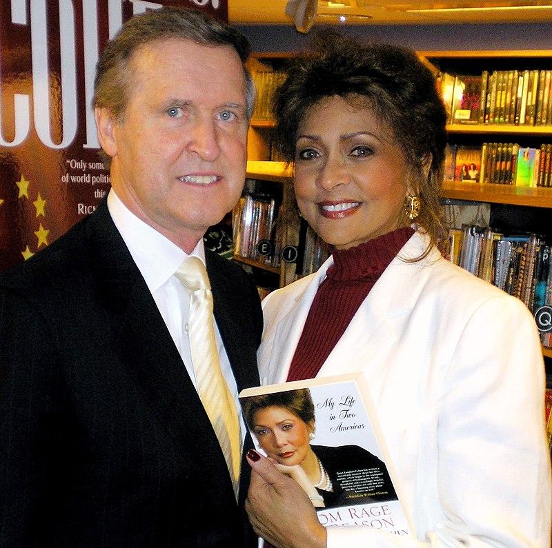 William Cohen and Janet Langhart 2006.jpg