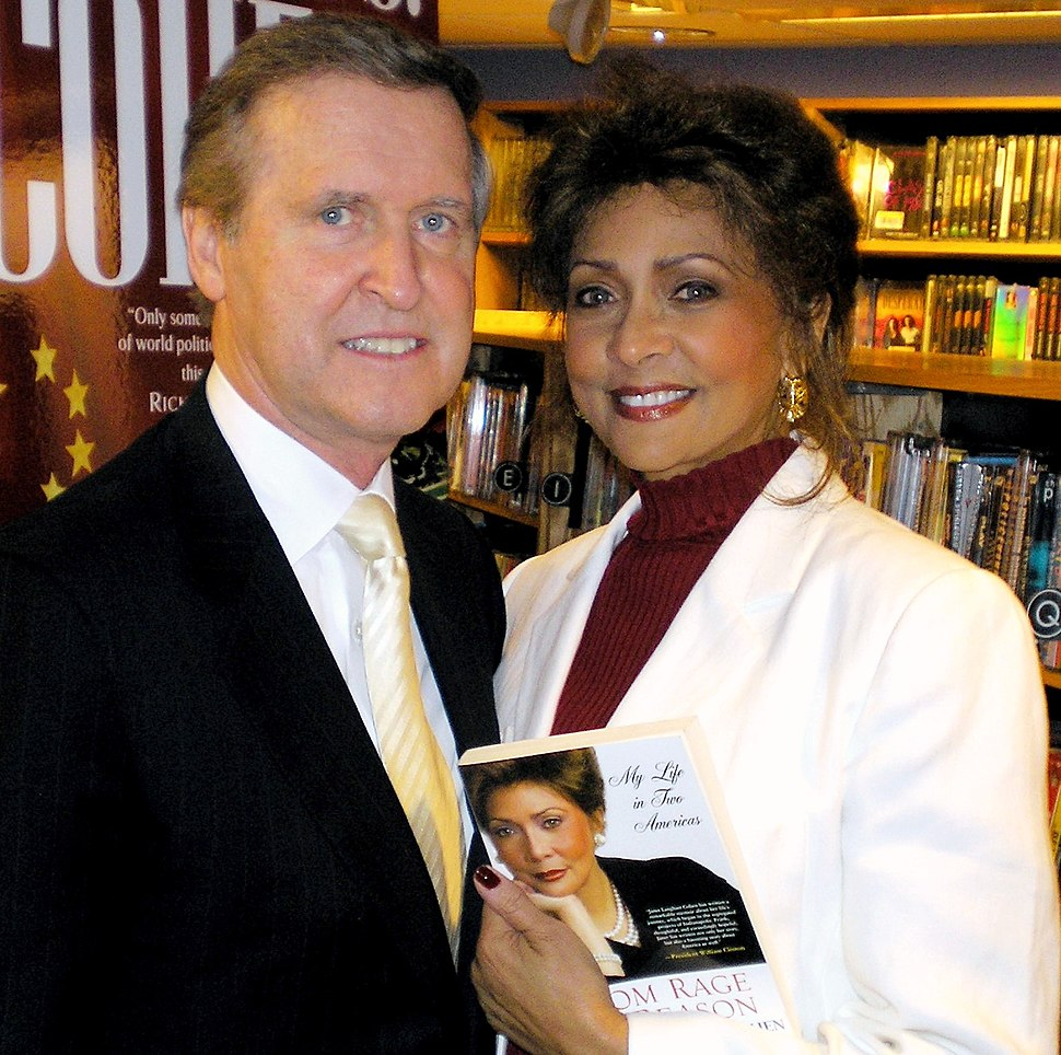 William Cohen and Janet Langhart 2006