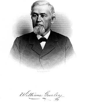 William Gurley - Image: William Gurley Lithograph