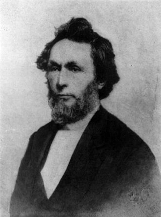 William Herndon (lawyer) - Herndon, ca. 1875.