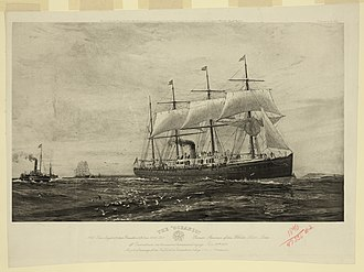 RMS Oceanic (1870) - RMS Oceanic