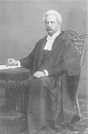 Meigh Goodman - Sir W. Meigh Goodman, Chief Justice of Hong Kong