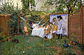 William Merritt Chase - Open Air Breakfast - Google Art Project.jpg