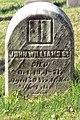 Williams (John Sr.), St. Clair Cemetery, 2015-10-06, 01.jpg