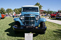 Willys Pickup 1963 HeadOn Lake Mirror Cassic 16Oct2010 (14877141145).jpg