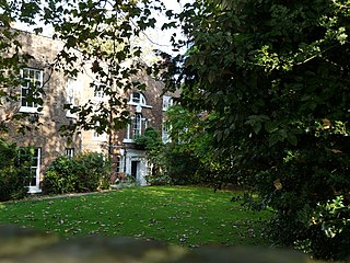 Winchester House, Putney building in Putney, London
