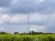Vaneless Ion Wind Generator | RM.