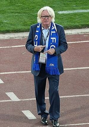 Winfried Schäfer - Schäfer coaching Esteghlal at Tehran derby, 26 October 2017