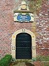 foto van Hervormde kerk en toren van Winsum