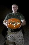 Wisconsin Marine brings spirit of Halloween to Afghanistan 111026-M-PH863-002.jpg