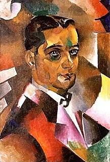 Vladimir Baranov-Rossine Russian artist