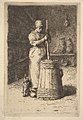 Woman Churning Butter MET DP827612.jpg