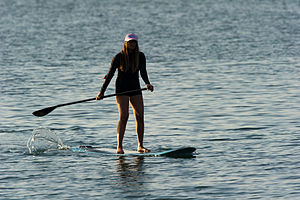 Woman stand up paddle surfing.jpg