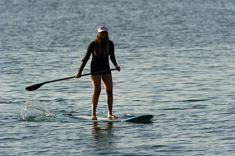 Long Beach Paddle Board Night