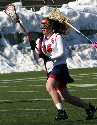Women's lacrosse - Image: Womens lacrosse 1