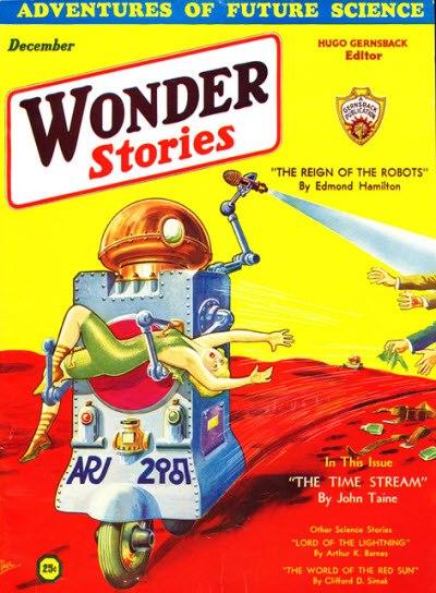 Wonder stories 193112
