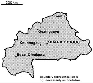 World Factbook (1990) Burkina.jpg