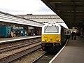 Wrexham and Shropshire Railway train at Shrewsbury - geograph.org.uk - 786243.jpg