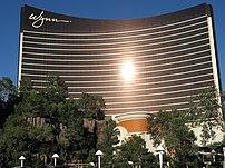 The Las Vegas Strip is home to Steve Wynn's la...