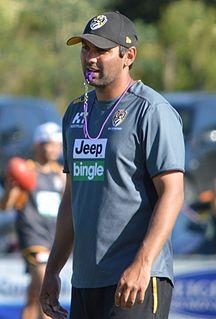 Xavier Clarke Australian rules footballer, born 1983