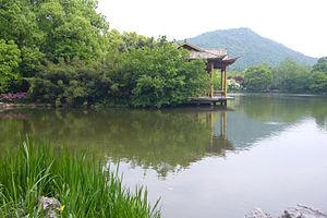 Xixi National Wetland Park - Image: Xixi Wetland Park, Hangzhou, China