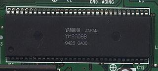 Yamaha YM2608