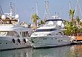 Yachts at Marina Bay, Gibraltar.jpg