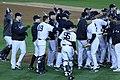 Yankees celebrate ALDS Game 5 victory 10-12-12 (7).jpeg