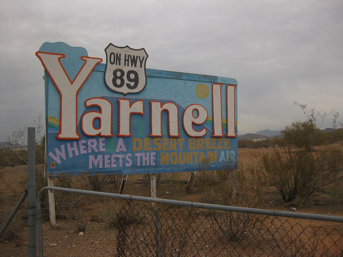 Arizona yavapai county yarnell - Arizona Yavapai County Yarnell 3