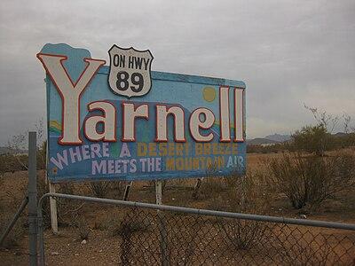 Yarnell