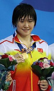 Ye Shiwen Chinese swimmer