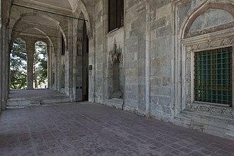 Bayezid I Mosque - Image: Yildirim Mosque 7117