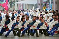 Yosakoi Performers at Kochi Yosakoi Matsuri 2005 67.jpg