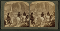Yosemite Falls, from Glacier Point Trail, Yosemite Valley, Cal, by Underwood & Underwood.png