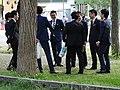 Young Men in Nakajima Park - Sapporo - Hokkaido - Japan (47977609533).jpg