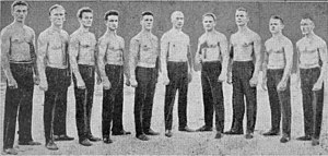 Yugoslavia at the 1928 Summer Olympics - Yugoslav gymnastics team