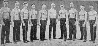 Yugoslavia at the 1928 Summer Olympics - Yugoslav gymnastics team