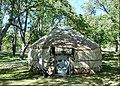 Yurt. National housing of Kyrgyz people.jpg