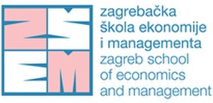 Zagreb School of Economics and Management - ZSEM Logo