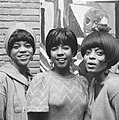 Zanggroep The Supremes in Hilton-hotel aan pers voorgesteld, v.l.n.r. Florence B, Bestanddeelnr 918-2470.jpg