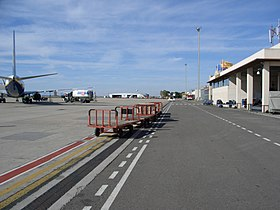 Image illustrative de l'article Aéroport de Saragosse